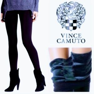 Vince Camuto Pants - Vince Camuto velvet lined leggings🦄